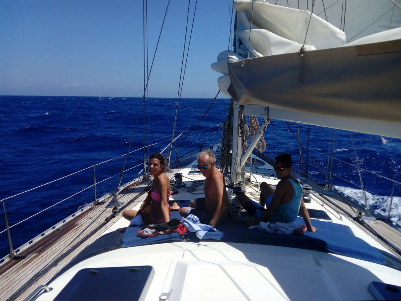 Family Cruise in Cyclades